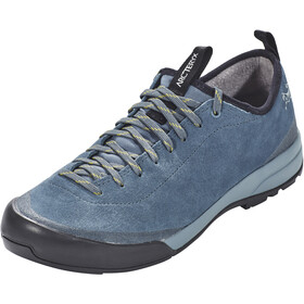 Arc'teryx Acrux SL Leather Approach Shoes Herr neptune/everglade